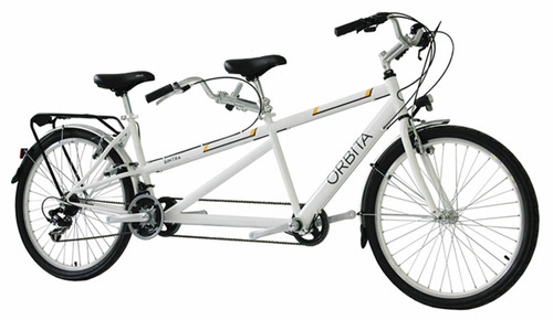 Alquiler de bicicletas ORBITA Tandem en Suances