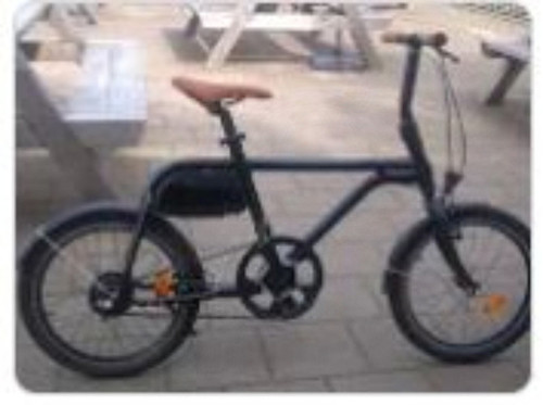 Tsinova E bike bike rental in Alblasserdam