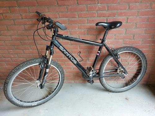 Santos Mountainbike L bike rental in Veenendaal