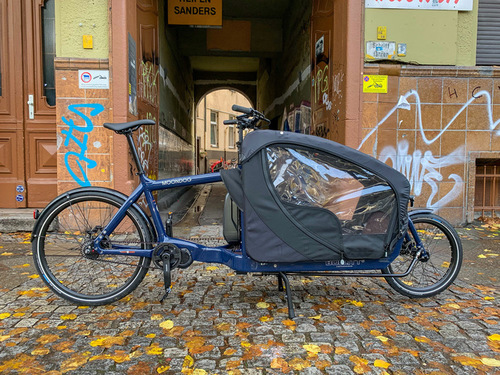 Bullitt Moondog E6100 - Nexus 5 Verleih in Berlin