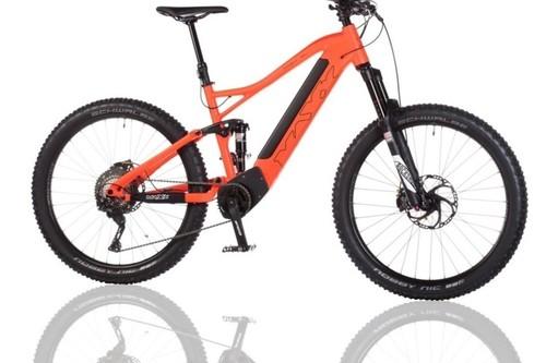 Alquiler de bicicletas MAXX E-MTB B+ en Latsch-Südtirol