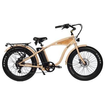 Buke Wood'e teen bike rental in Bidart