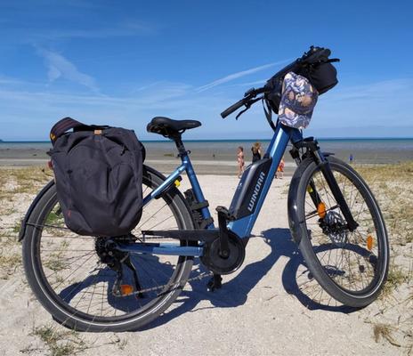 Winora Comfort bike rental in Pordic