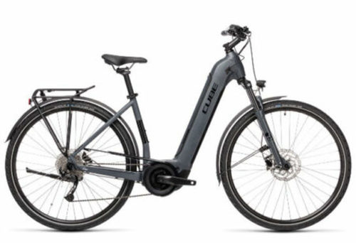 Alquiler de bicicletas Cube  Touring Hybrid 625Wh en Playa Blanca