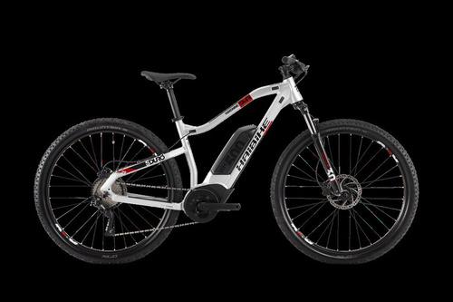 Haibike Hardtail - 400W bike rental in Playa Blanca
