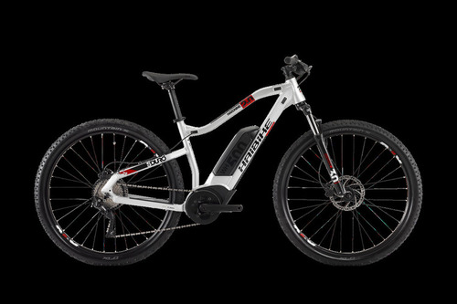 Alquiler de bicicletas Haibike Hardtail - 400W en Playa Blanca