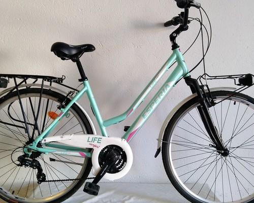 ESPERIA VTC - Femme bike rental in Valaurie