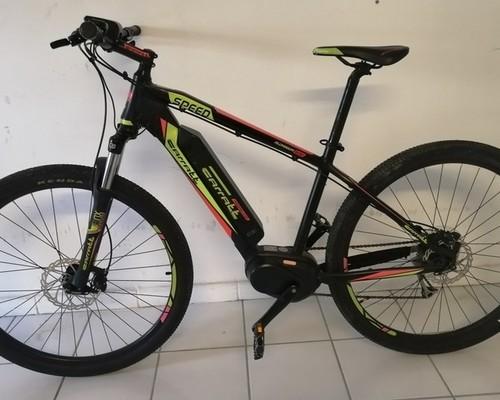 ESPERIA Carrat bike rental in Valaurie