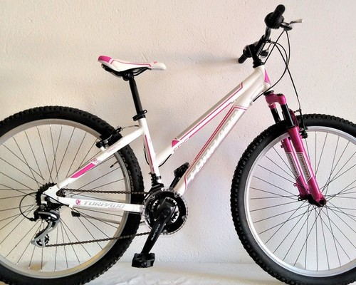 TORPADO Eris bike rental in Valaurie