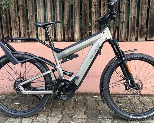 Riese und Müller  Superdelite 45 km/h rohl. bike rental in Groß-Gerau