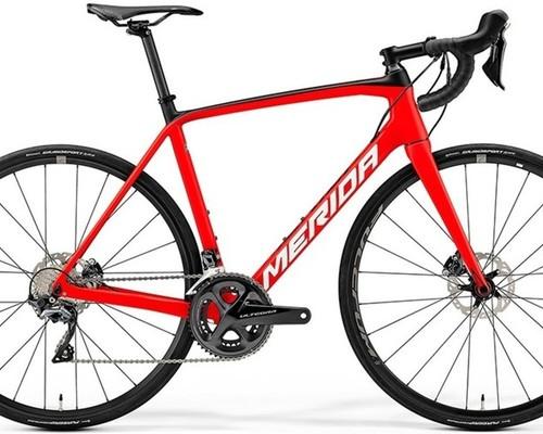 Alquiler de bicicletas Merida Scultura disc Full carbon en  Altea