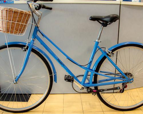 Alquiler de bicicletas Born Bike Barcelona Meyer City Bike en Barcelona