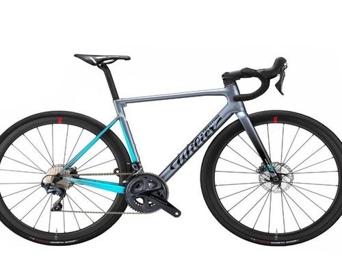 Wilier 0 SL Disc Forceaxs bike rental in Luz-Saint-Sauveur