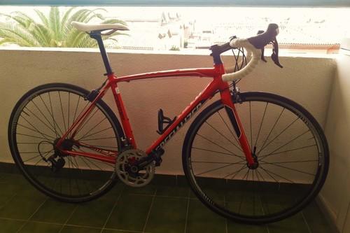 Alquiler de bicicletas Specialized Allez en Maspalomas