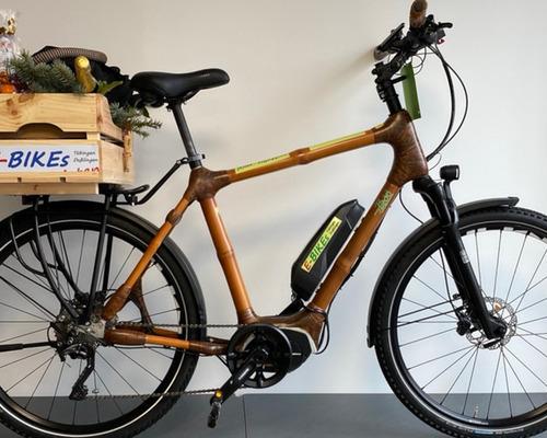 myBoo my Volta E8000 bike rental in Dusslingen