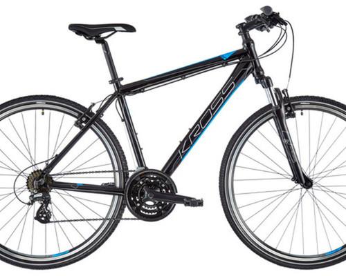 Kross Evado bike rental in Madrid
