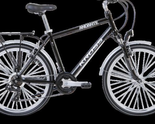 Alquiler de bicicletas Kross Andante en Madrid