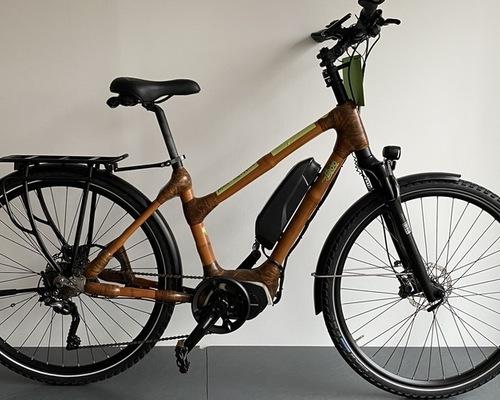 myBoo myVolta E8000 bike rental in Dusslingen