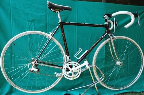 Kotter gebaut auf der Schwäbisch bike rental in Schortens