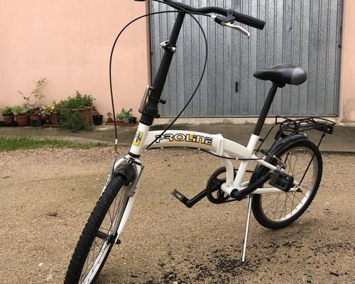 Alquiler de bicicletas Proline Longway en Olbia