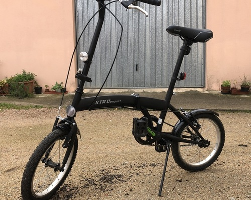 Alquiler de bicicletas XTR Compact 2 en Olbia