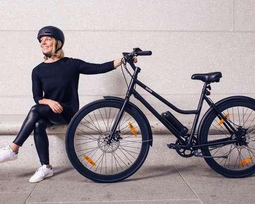 SUSHI Bikes California Roll C3 bike rental in Stuttgart