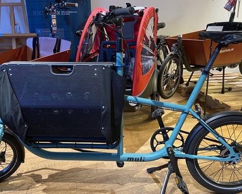 Muli Cycles Muskel Verleih in Hamburg