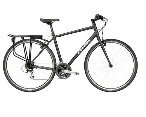 Trek FX2 bike rental in Borgo