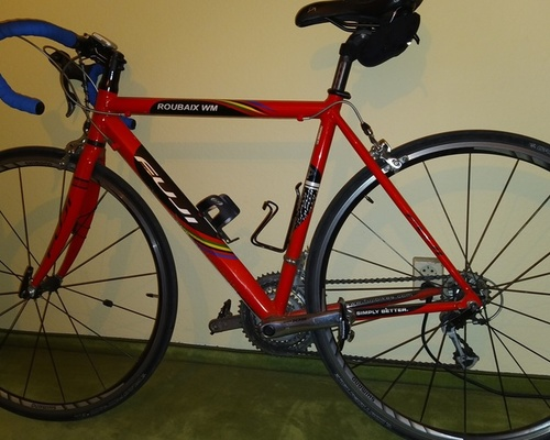 Fuji Roubaix WM bike rental in München
