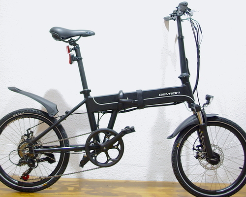Devron  20201 bike rental in Barcelona