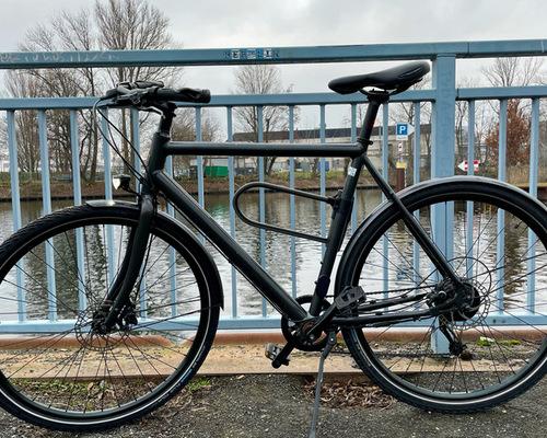 Ampler Stout L bike rental in Berlin