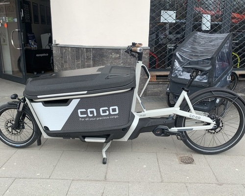CAGO FS 200 Verleih in Hamburg