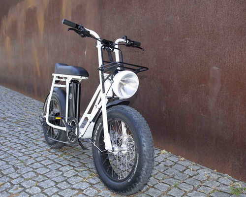 Alquiler de bicicletas Urbandrivestyle Uni Swing en Berlin