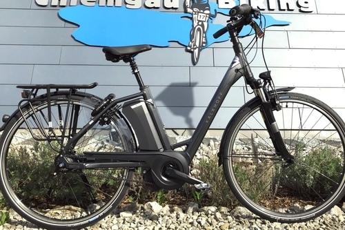 Kalkhoff Tasman i8 | S bike rental in Bernau am Chiemsee