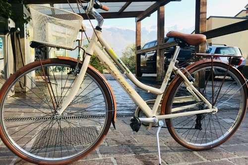 Alquiler de bicicletas zarma shabby city en limone sul garda