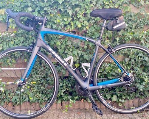 TREK Slique S5 (54cm) bike rental in Amsterdam
