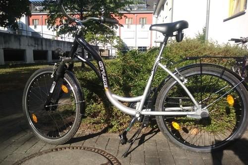 Cityline CB-055 Citybike, 26 Zoll bike rental in Nuthetal Bergholz-Rehbrücke