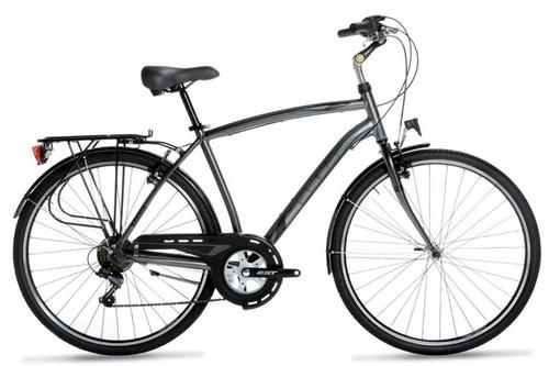 Alquiler de bicicletas Elios City life en Madrid