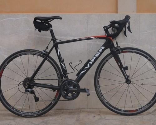 Alquiler de bicicletas Viper Speedmachine Triple en Can Picafort