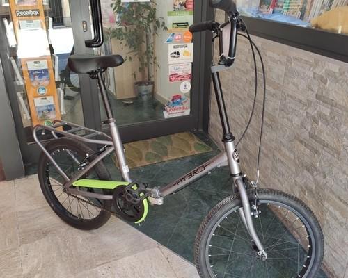 Noleggio Be Bikes Hybrid a Nettuno