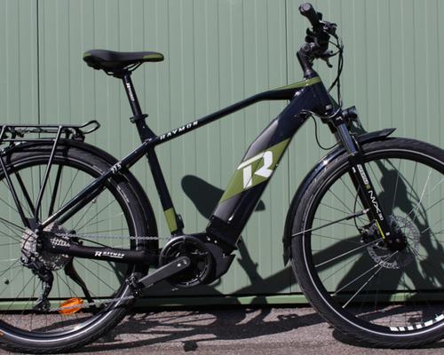 Raymon Tourray E 5.0 bike rental in Gaillard