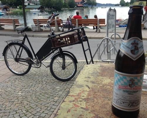 Little John SCO Bäckerrad mit Korb vorne bike rental in Neuss