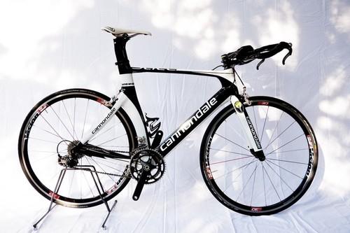 Location vélo Cannondale Slice Carbon à Peschiera del Garda