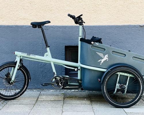 Black Iron Horse PONY bike rental in München