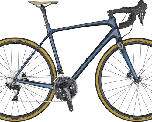 Scott Addict 20 DISC bike rental in Mauguio