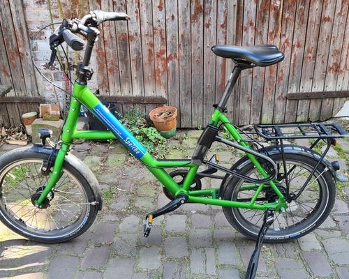 i:SY M4 Lite 8-Gang Freilauf bike rental in Bremen