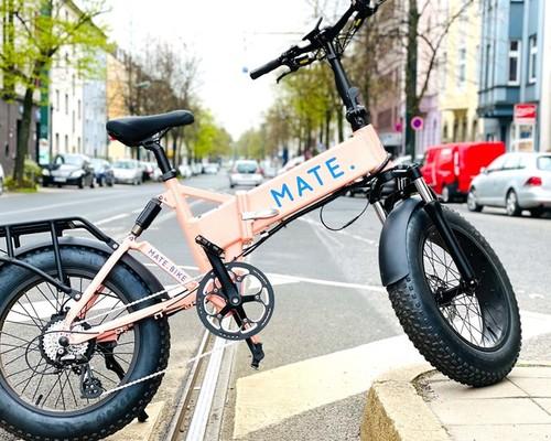 MATE Model X - 250w bike rental in Düsseldorf