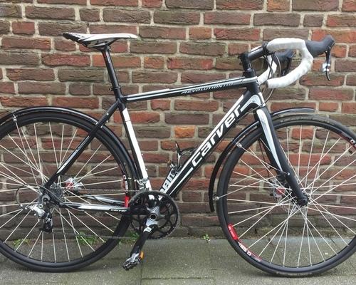 Carver Revolution 110 bike rental in Münster
