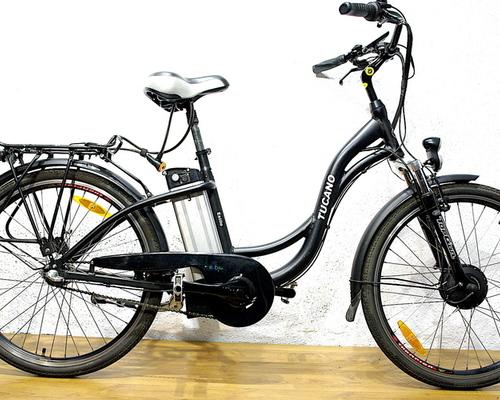 Tucano  Estilo NX3 - Mate bike rental in Barcelona