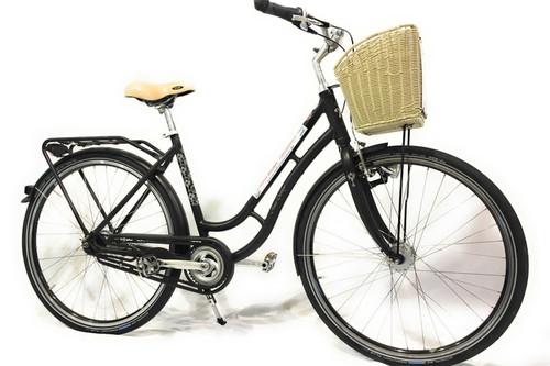 Stadt Tourer Citybike Verleih in Dresden